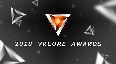 NOLO为2018 VRCORE AWARDS移动VR…